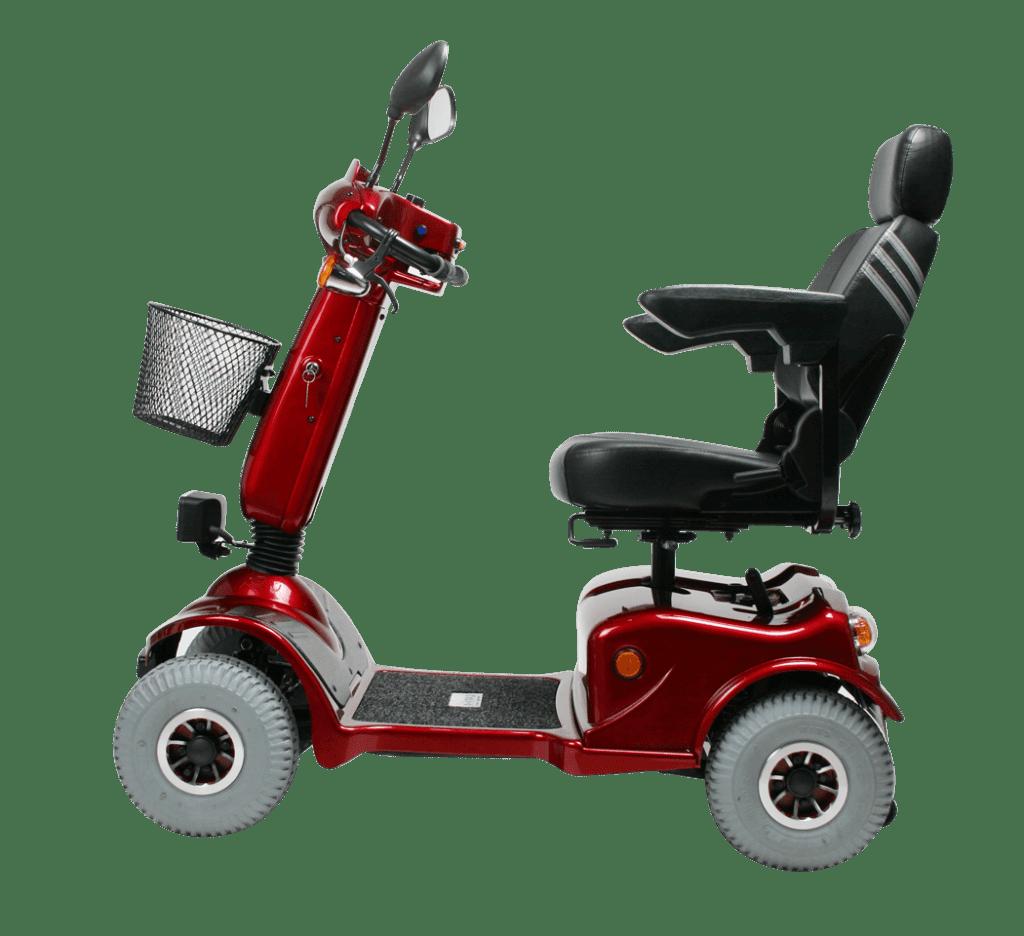 KS-343 Short-range Power Scooter – Karma Medical