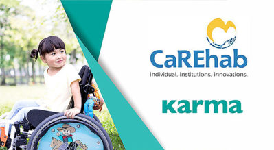 Karma Medical to be at CaREhab 2019 Conference in Singapore