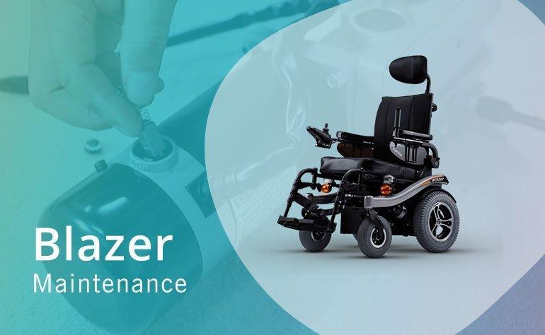 Blazer Sling Seat: Maintenance