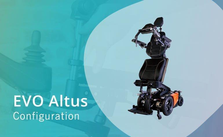 EVO Altus: Configuration