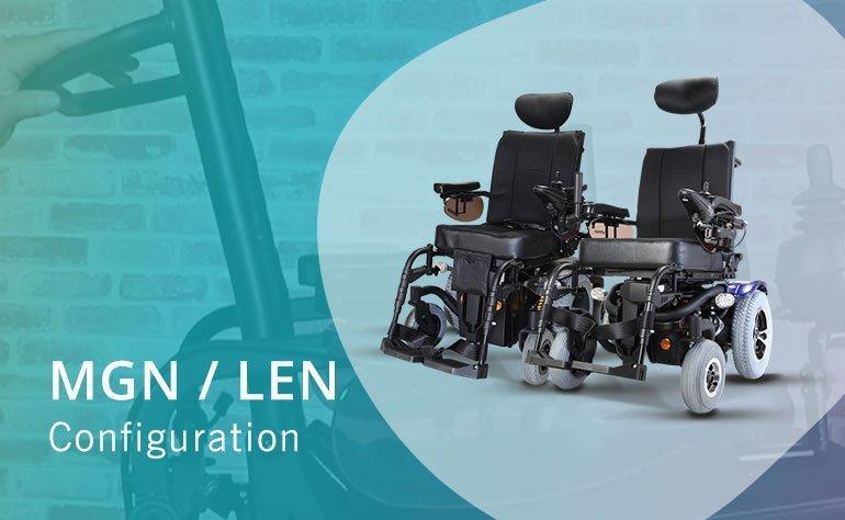 Morgan / Leon Sling Seat: Configuration