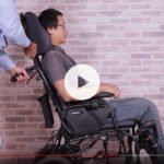 How to prepare the MVP 502 wheelchair