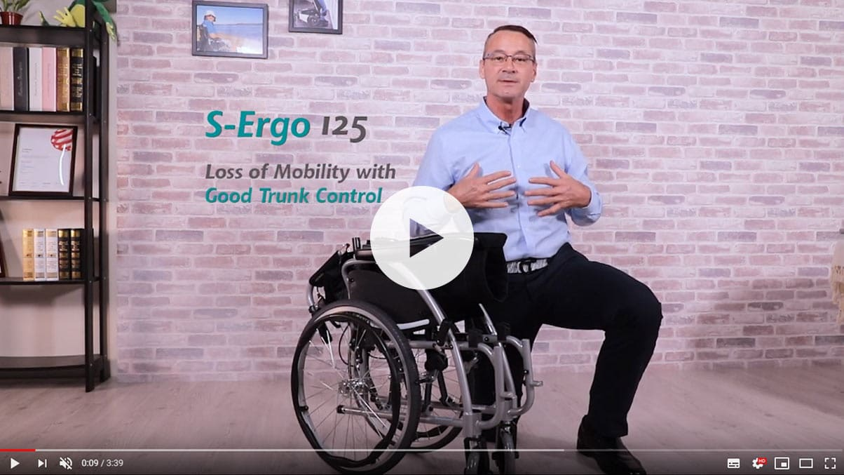 How to prepare your S-Ergo 125