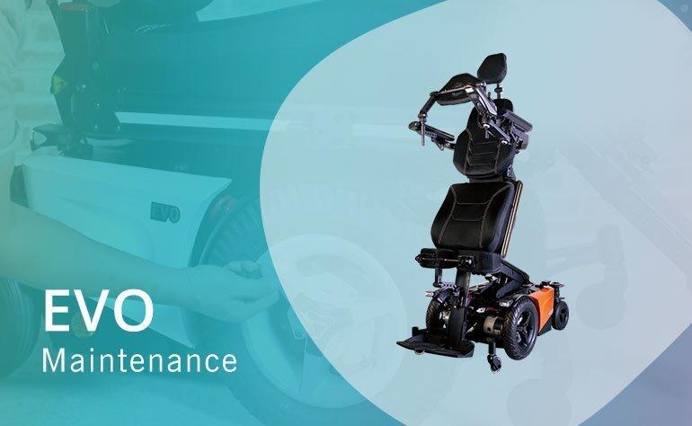 EVO Chassis : Maintenance