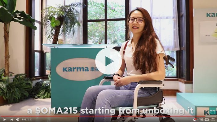 How to prepare your SOMA 215