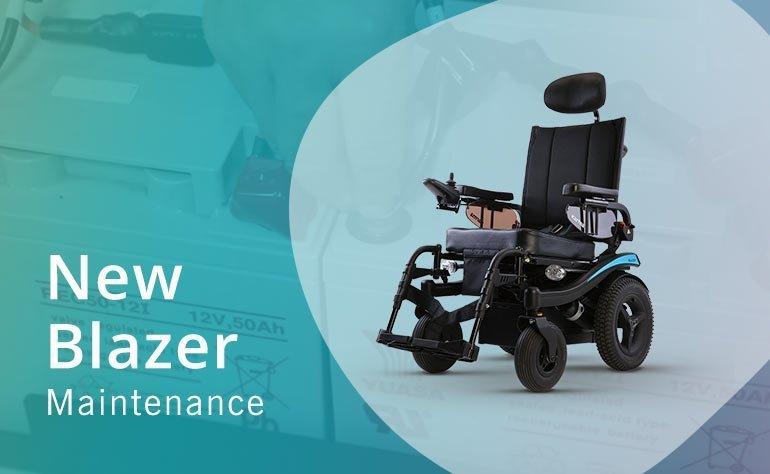 New Blazer: Maintenance