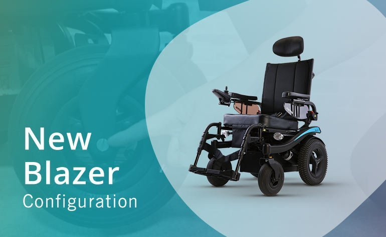 New Blazer: Configuration