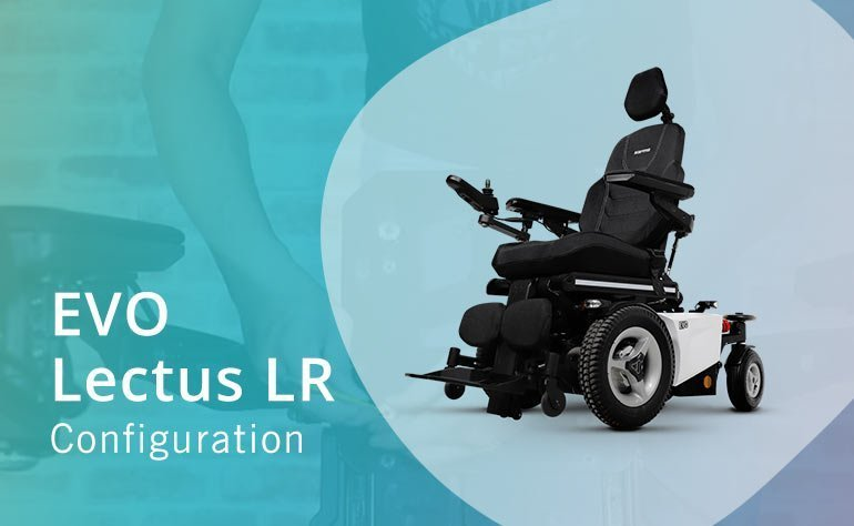EVO Lectus LR: Configuration