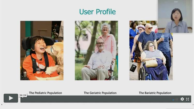 Wheelchair User Profile