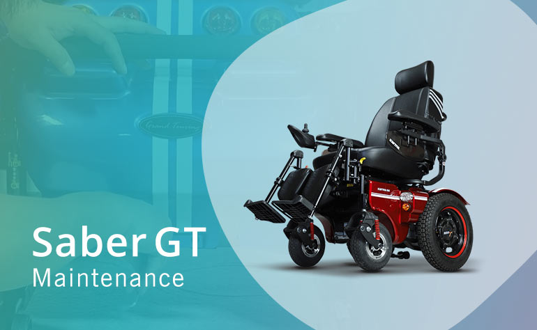 Saber GT: Maintenance
