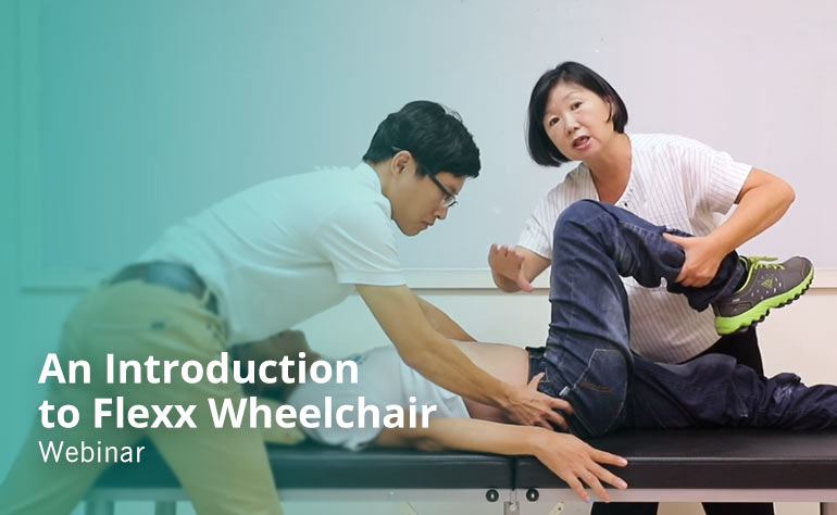 An Introduction to Karma Flexx Wheelchair