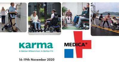 KARMA Medical Will Be at MEDICA Trade Fair 2020