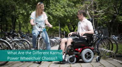 What Are the Different KARMA Power Wheelchair Chassis?