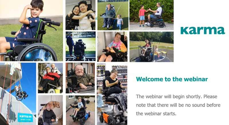 An Introduction to KARMA's High End Power Wheelchairs With OT